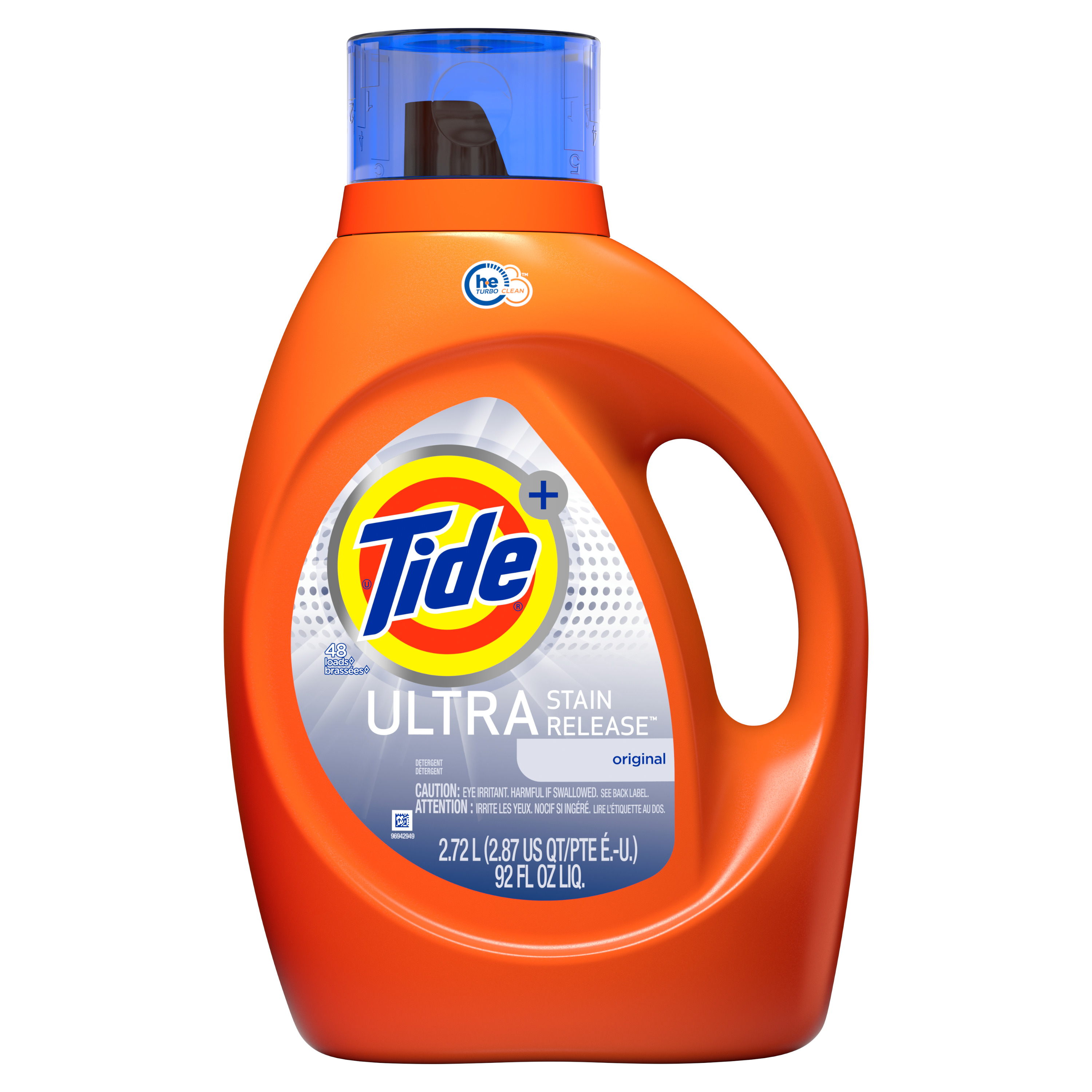 Tide Plus Ultra 2.72L 92FL OZ