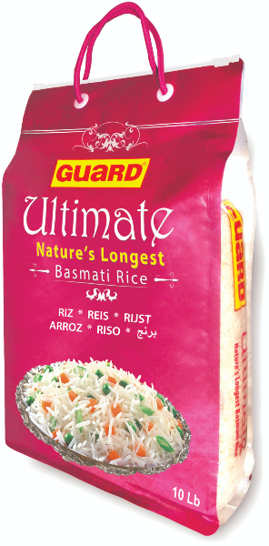 GUARD BASMATI RICE10LB
