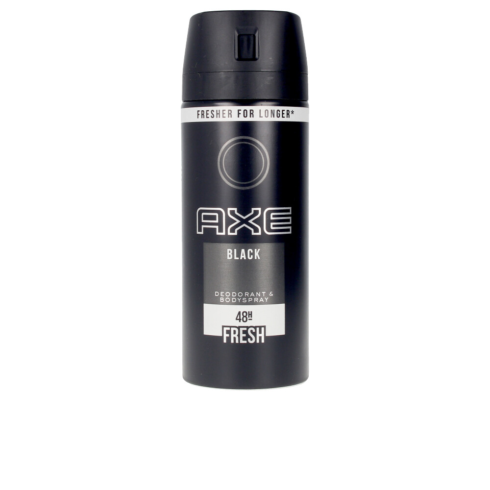 AXE SPRAY BLACK 150 ml