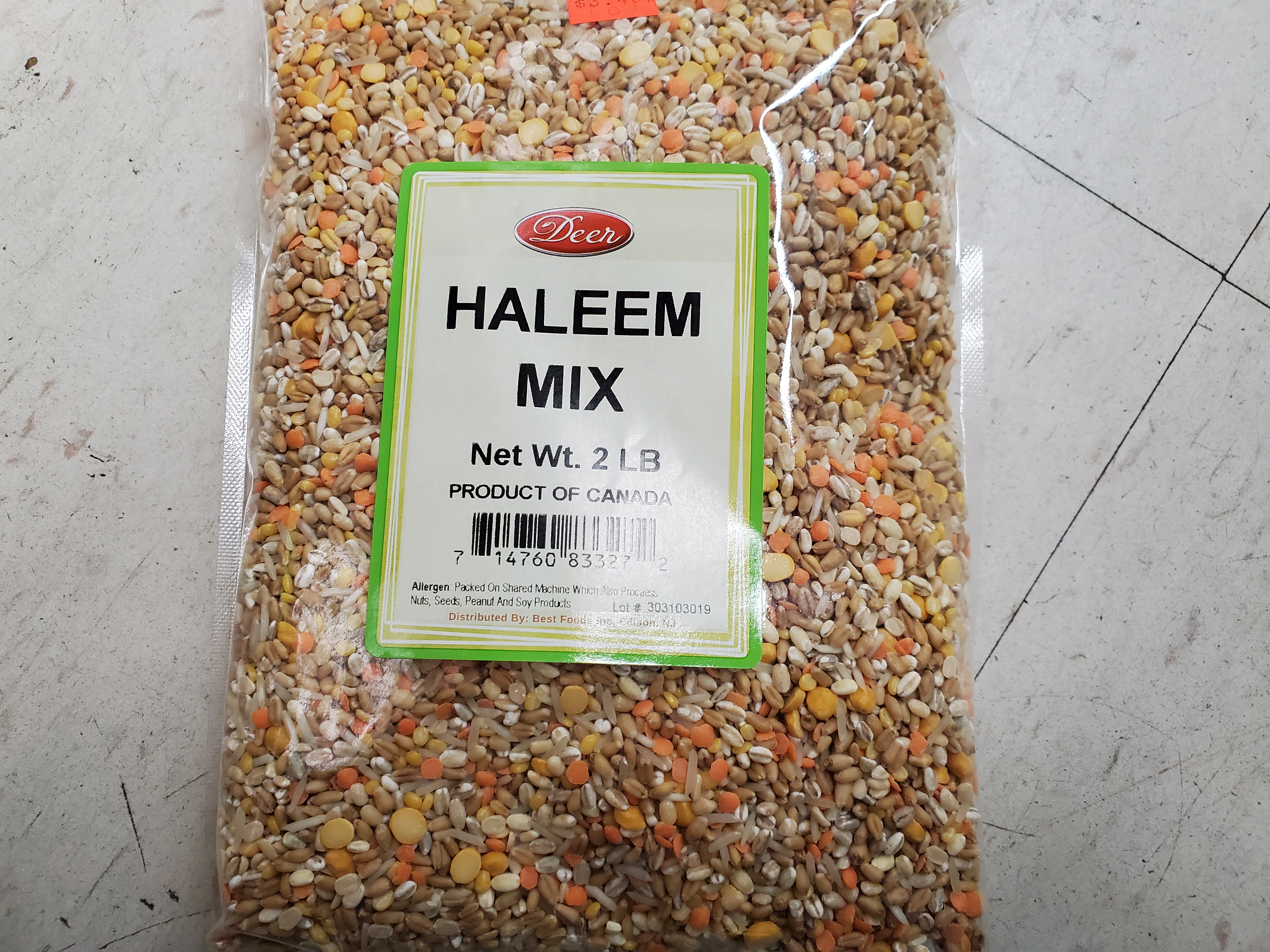 DEER HALIM MIX 2LB