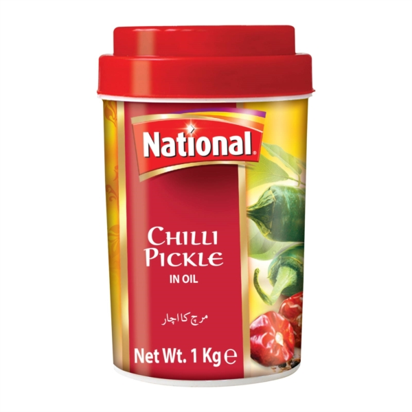 NATIONAL CHILLI  PICKLE 35.27 OZ