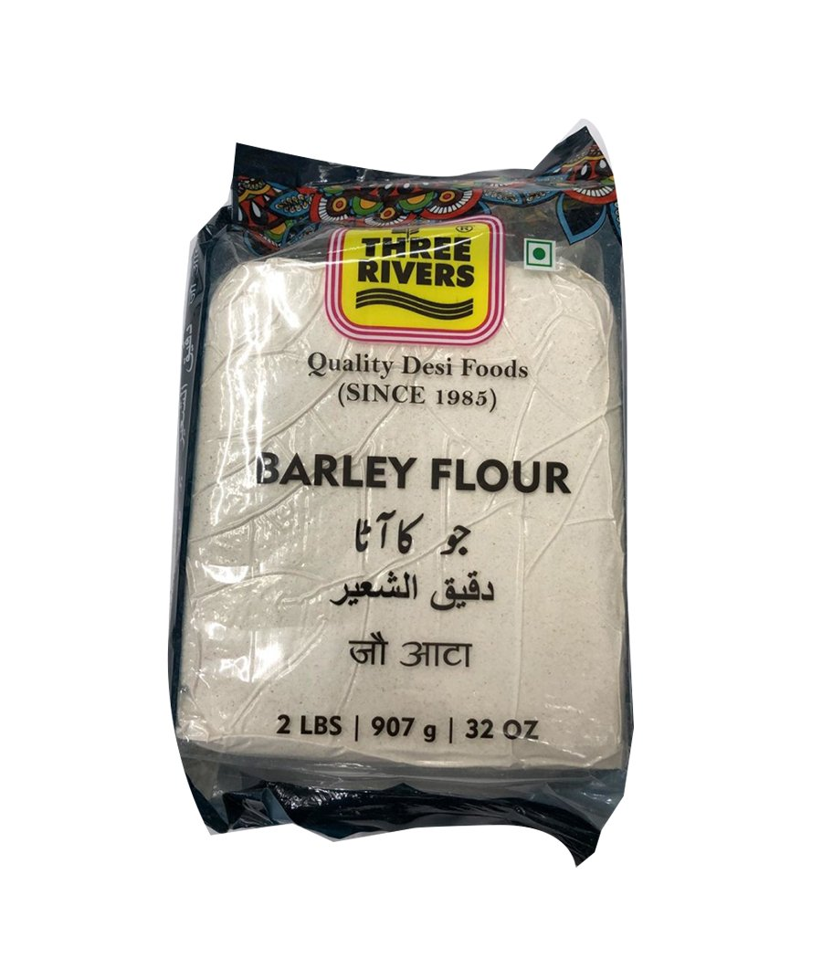THREE RIVERS BARLEY FLOUR ( 2LB)