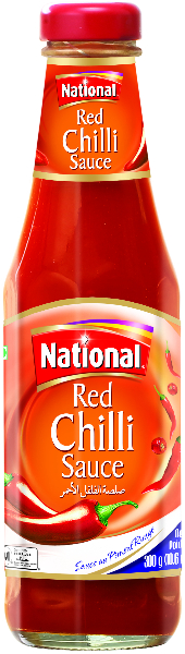 NATIONAL RED CHILLI SAUCE 850 G