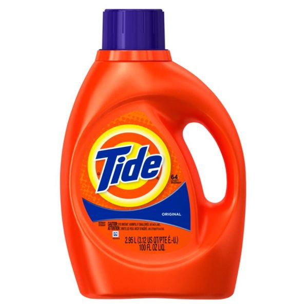 Tide Original Scent Liquid 2.95 L 100FL OZ