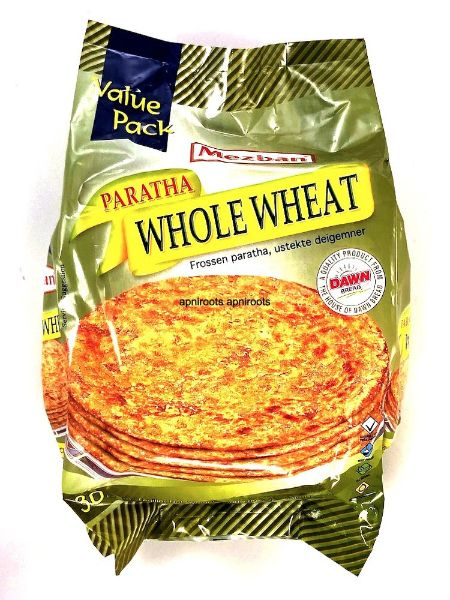 MEZBAN WHOLE WHEAT PARATHA 30 pcs