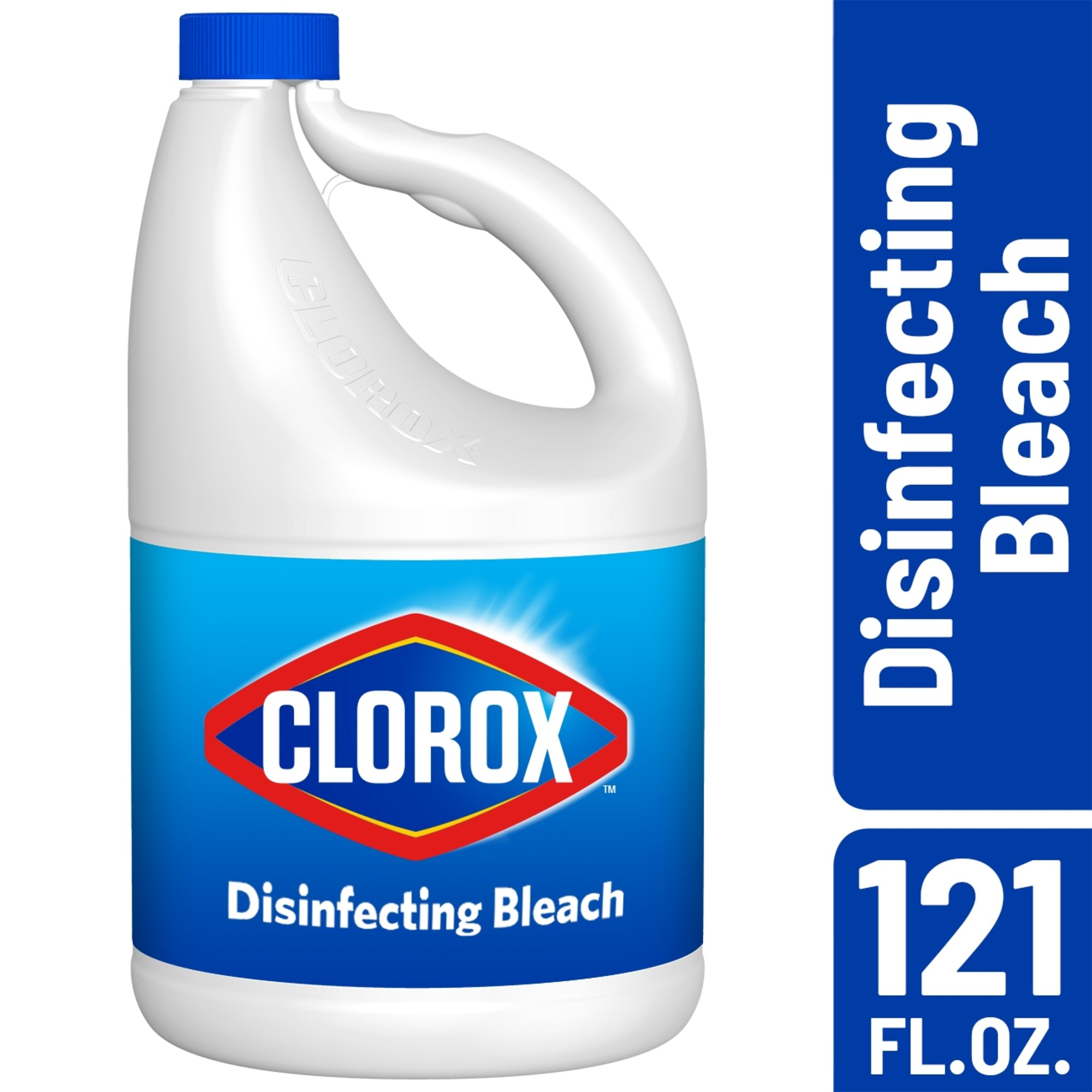 CLOROX DISINFECTING BLEACH 3.58 LT