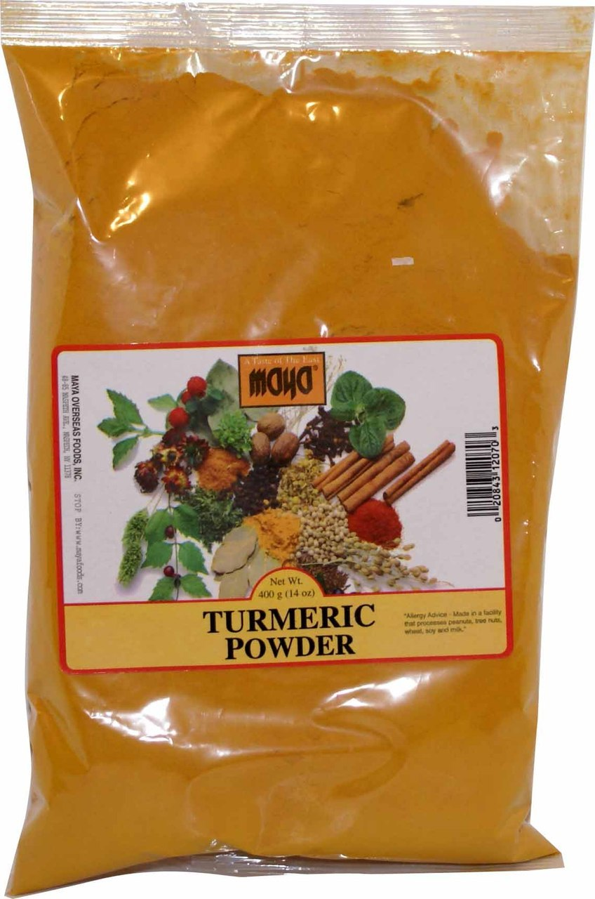 MAYA TURMERIC POWDER 800GM