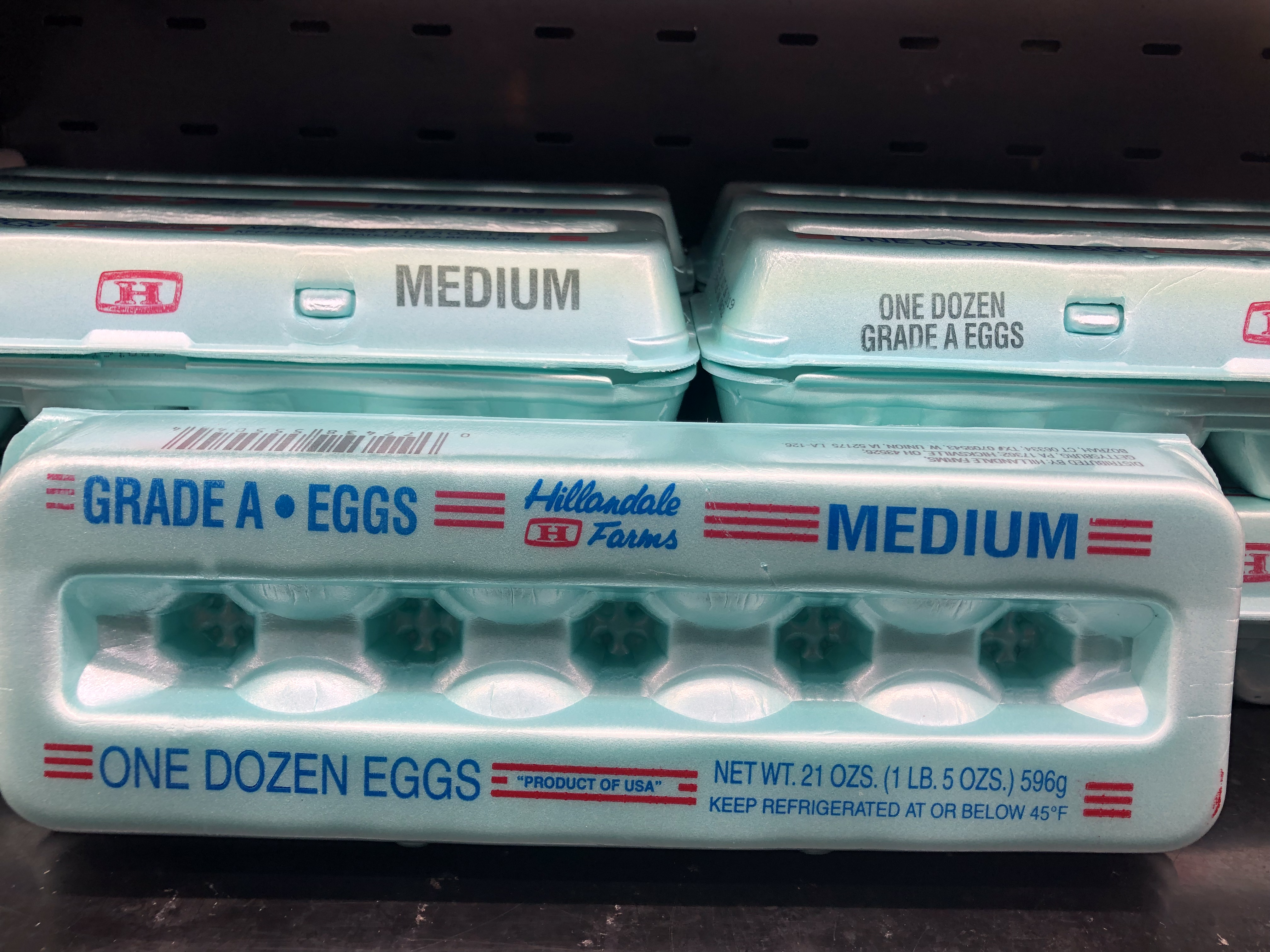 EGGS MEDIUM 3 pack