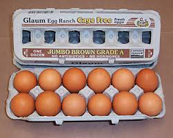 GRADE A BROWN EGG ONE DOZEN