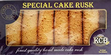 KCB SPECIAL CAKE RUSK 10oz