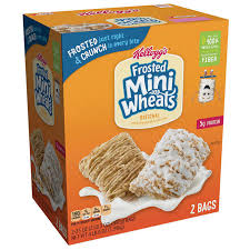 MINI WHEATS CEREAL