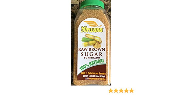 NIRWANA BROWN SUGAR 1.88 LB