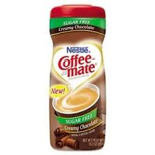Nestle Coffee Mate Q10.2 Oz  sugar free