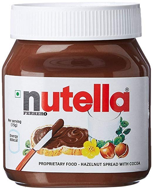 Nutella Ferrero Hazelnut Spread 33.5oz