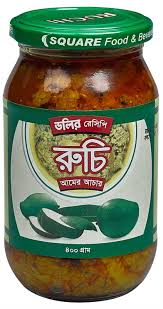 RUCHI MANGO PICKLE 400G