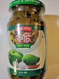 Ruchi Mixed Pickle 1kg