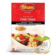 SHAN FRUIT CHAAT MASALA