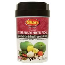SHAN HYDERABADI MIXED PICKLE