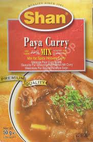 SHAN PAYA CURRY MIX