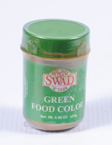 Food Color Green 25g