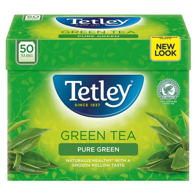 Tetley Green Tea (72 TEA BAGS)