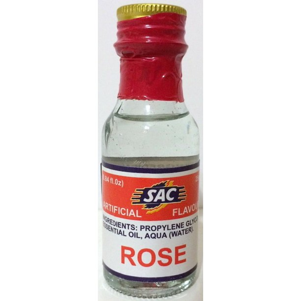 ROSE FLAVOUR 25 ML