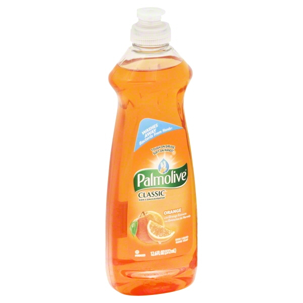 PALMOLIVE ESSENTIAL CLEAN ORANGE 14 FL OZ