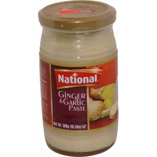national ginger garlic paste 300gm