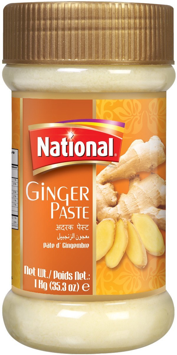 national ginger paste 750gm