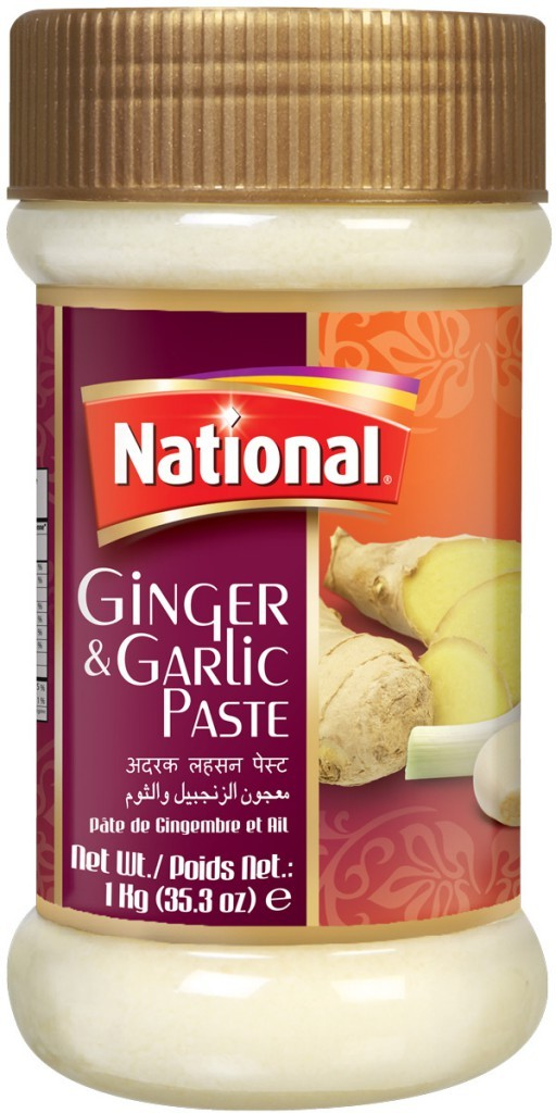 National Ginger Garlic Paste (750g)