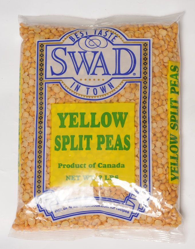 Swad Yellow Split Pea 7lb