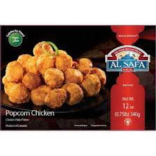 AL SAFA CHICKEN Popcorn 12oz
