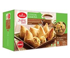 HALDIRAMS COCKTAIL SAMOSA 650G