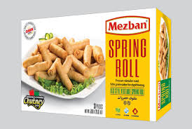 MEZBAN SPRING ROLL (590GM)