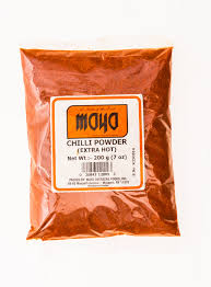 MAYA CHILLI POWDER EX HOT 400GM