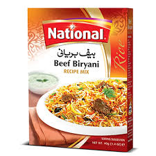 NATIONAL BEEF BIRYANI