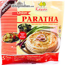 KAWAN ONION PARATHA 5PCS