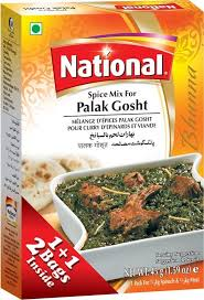 NATIONAL PALAK GHOST