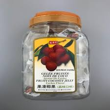 LYCHEE COCONUT JELLY 1500G