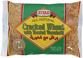 ZIYAD CRACKED WHEAT COARSE 2LB