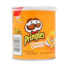 PRINGLES CHEDDAR&CHEESE 40G