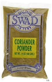 swad coriander powder  100gm