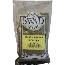 SWAD BLACK PEPPER POWDER  100G