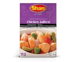 SHAN CHICKEN JALFREZI
