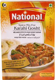 NATIONAL KARAHI GHOST