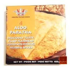 CROWN FARMS DAL PARATHA 4pcs