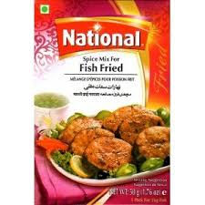 NATIONAL FISH FRIED