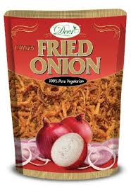 DEER FRIED ONION 400GM