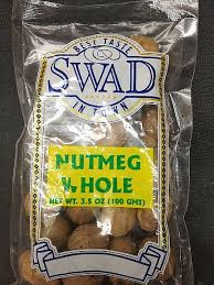 SWAD NUTMEG WHOLE 100g