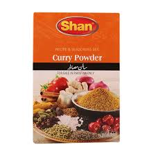 SHAN  CURRY  POWDER 200G